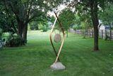 Large outdoor original sculpture