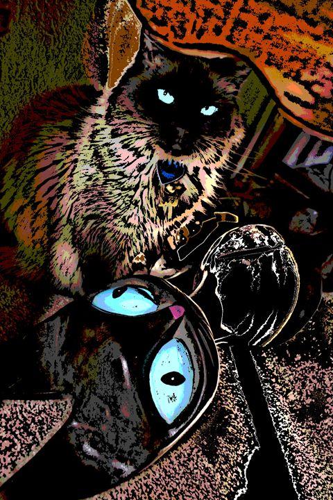 This is My Alien! - Paizley's Digital Art