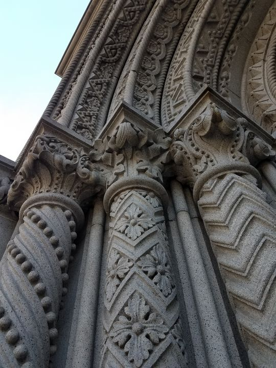 Masonic Columns - DeBey DeSigns