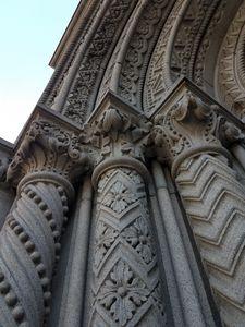 Masonic Columns