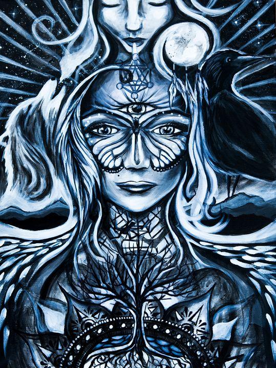 Shamanic Journey - Renee Sarasvati