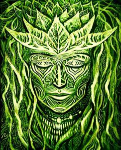Sacred Plant Medicine Being