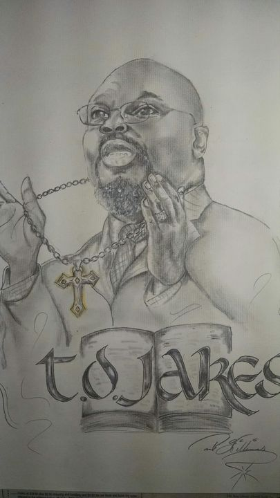bishop T.D. jakes - paul a. williams