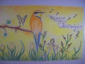 a birds birthday song - paul a. williams