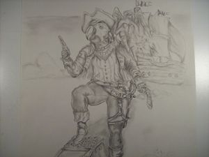 pirate parrot - paul a. williams