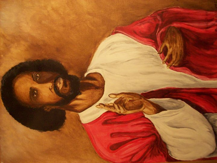 black jesus - paul a. williams