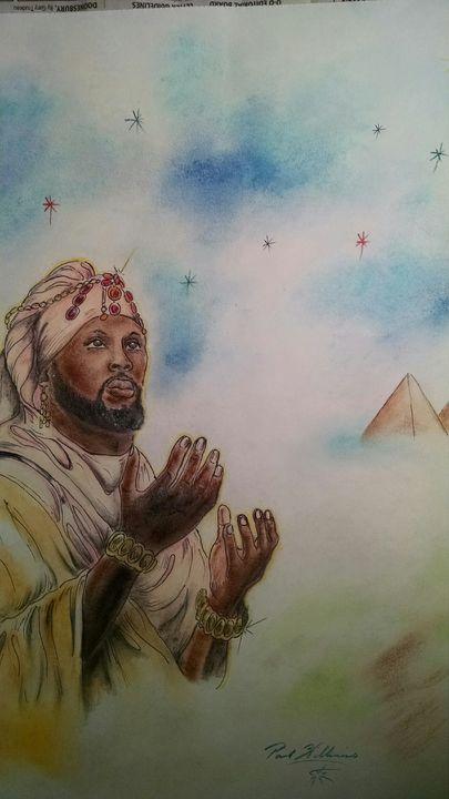 praying to allah - paul a. williams