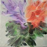 Acrylic Flow Art