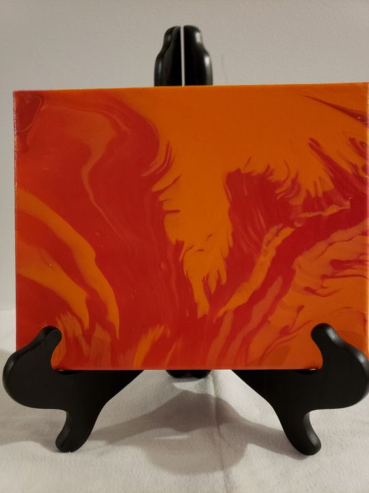 On Fire - The Pour Ladies