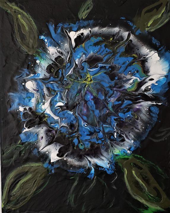 Blue bloom - The Pour Ladies