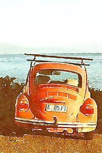 Orange Coast - Layne Kearns Art