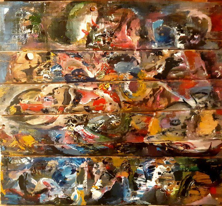 Abstract, surreal - Sunny Asi