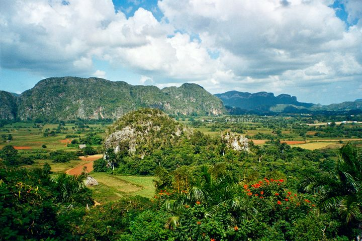 Mountains northern Cuba 3 - John Brooks Art & Photography