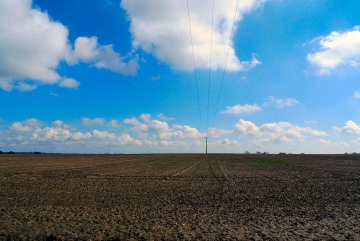 Suffolk Field - John Brooks Art & Photography