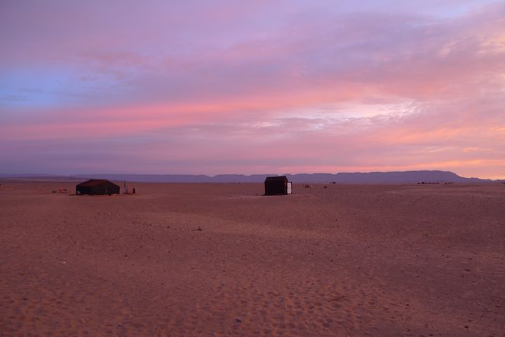 Sunrise over the Sahara 5 - John Brooks Art & Photography