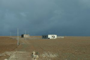 Storm brewing over the Sarhara 1