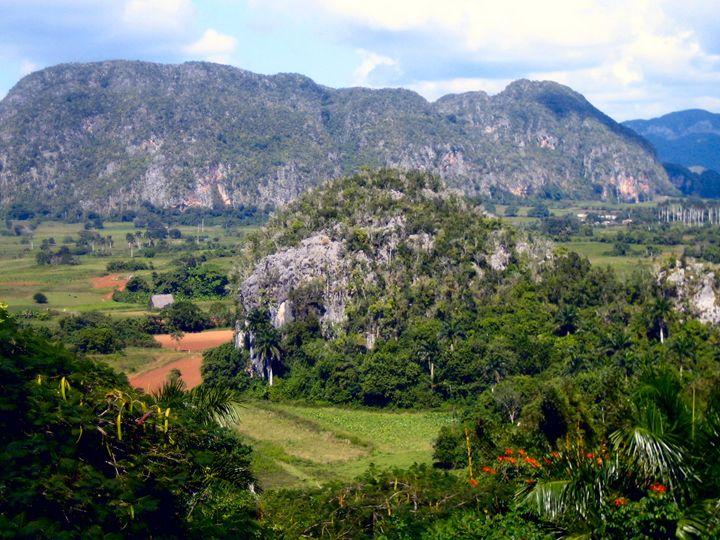 Mountains northern Cuba 2 - John Brooks Art & Photography