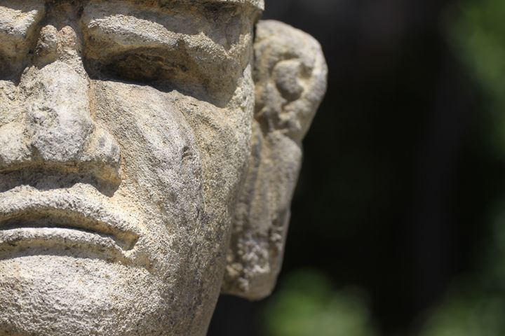 Mayan Statue - Art from the Soul