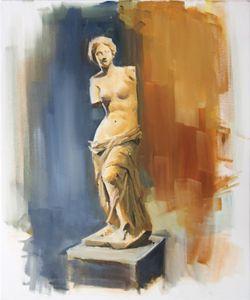 Venus Demilo - Mark Sypesteyn fine art