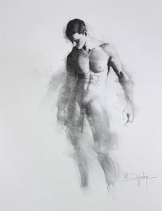 Contraposto - Mark Sypesteyn fine art
