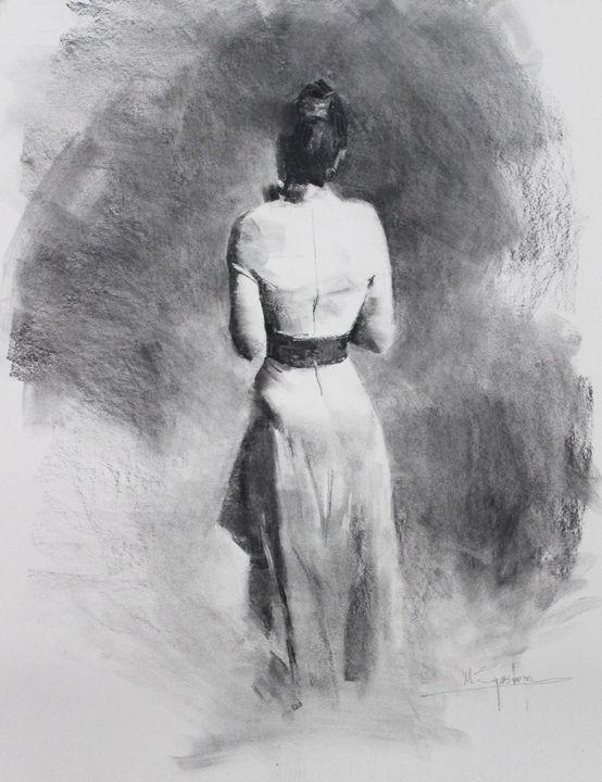 Brigitte - Mark Sypesteyn fine art