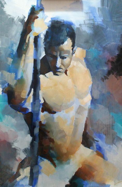 Alejandro - Mark Sypesteyn fine art