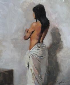 Livia - Mark Sypesteyn fine art