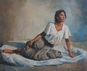 Anita - Mark Sypesteyn fine art