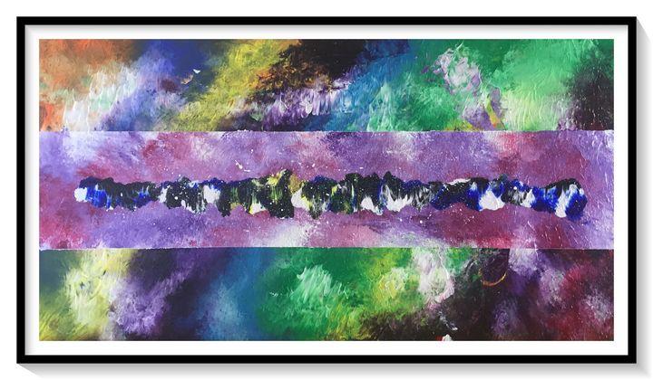 space window - abstracte toni
