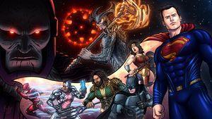 Zack Snyder's Justice League v2