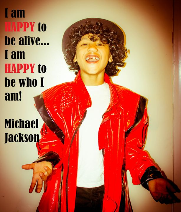 Michael Jackson - Charisse Sims Photography