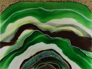 Jade's Dream Geode
