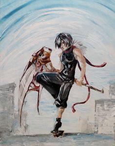 Raven Warrior