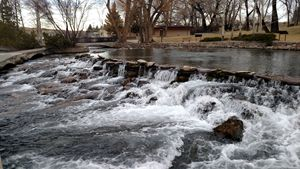 Giant Springs winter