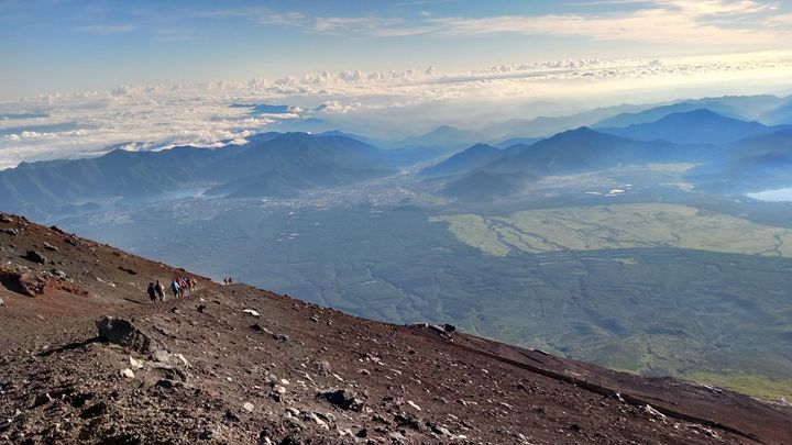 The journey to the top - Tiffani Burkett