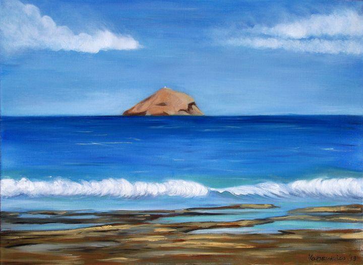 Raftis Islet - Kostas Art