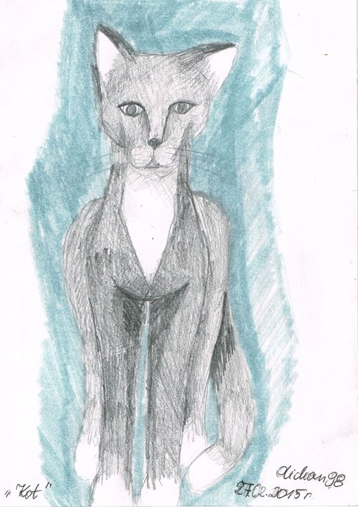 Cat - My Arts