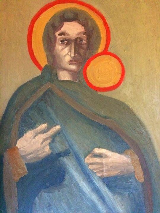 Icon I - Walter Gordon