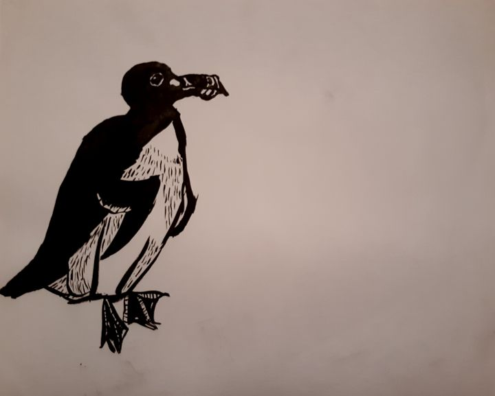 Extinction I: Great Auk - Walter Gordon