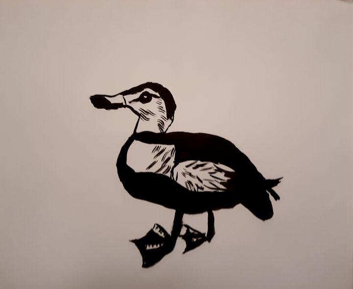 Extinction I: Labrador Duck - Walter Gordon