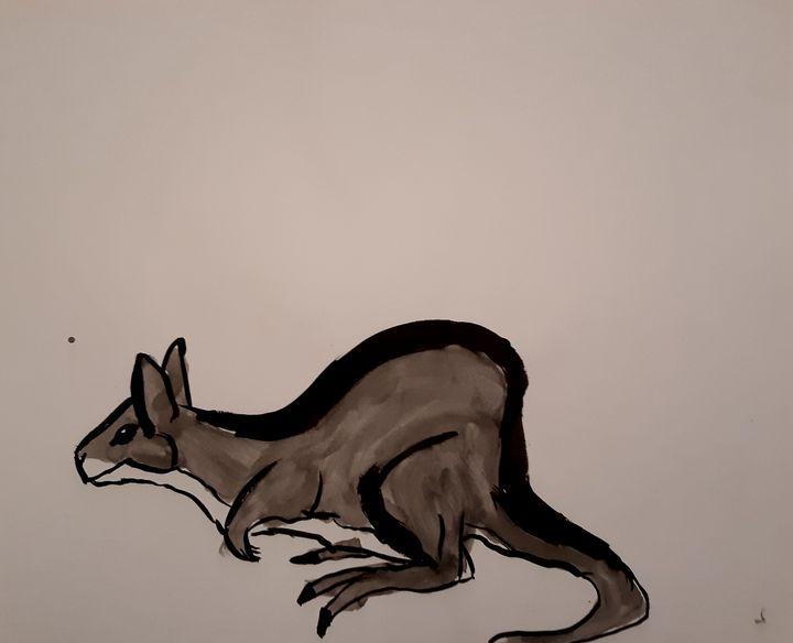 Extinction I: Eastern Hare Wallaby - Walter Gordon