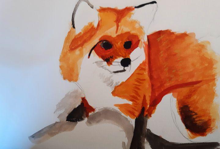 Red Fox - Walter Gordon