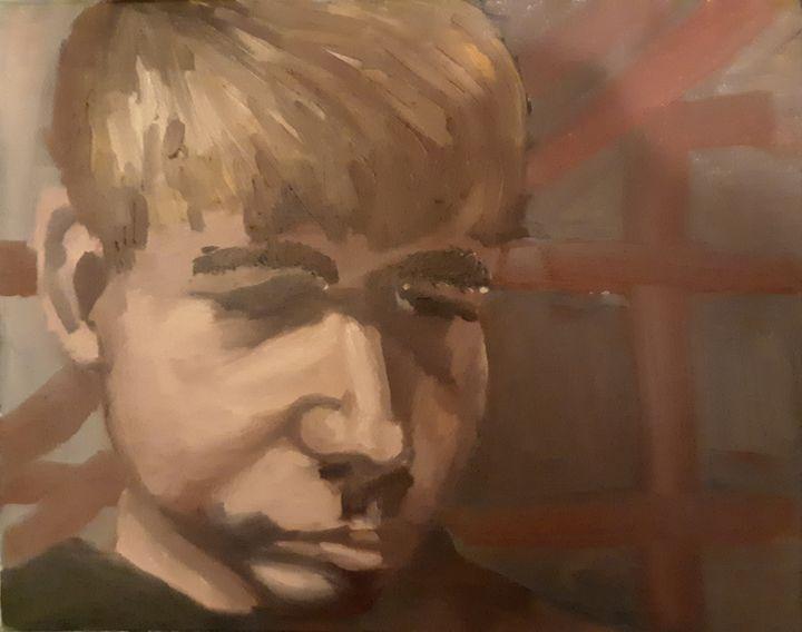 Self-Portrait - Walter Gordon