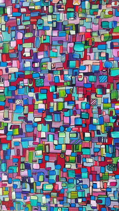 Tiles - Tina Casagrand