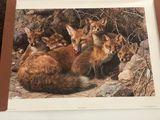 Carl Brenders Fox Family