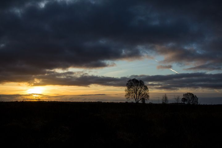 sunrise over the chase - Schluballybub
