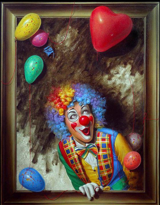 Clown - Rajiv Bhardwaj