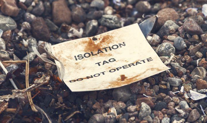 Isolation Tag - iHateFabian