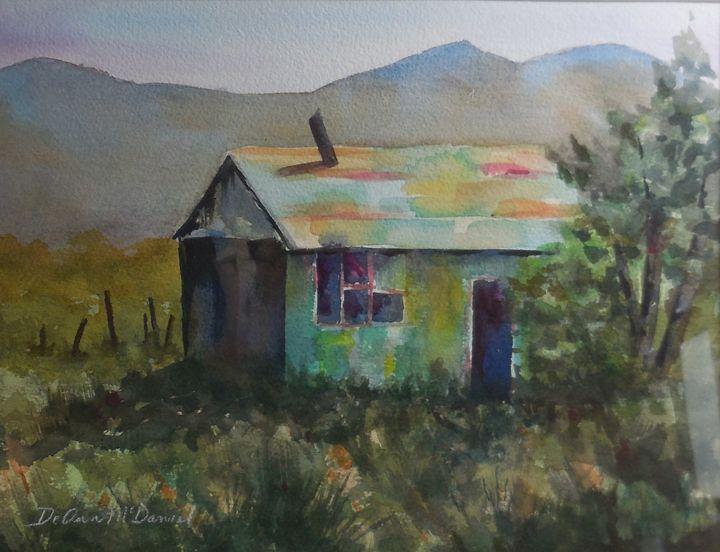 Abandoned - DeAnn McDaniel