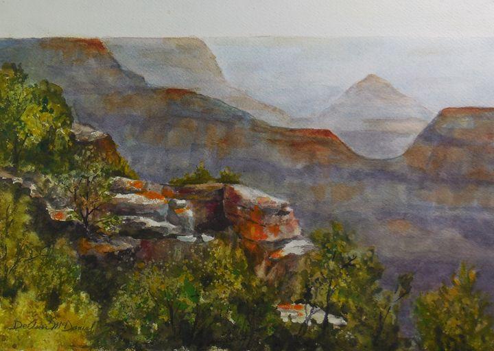 Grand Canyon North Rim I - DeAnn McDaniel